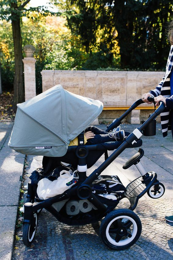 Bugaboo Buffalo: Ein Kinderwagentest | Pinspiration -  A stroller hast to endure a great deal of situations, especially in the city - how is the popular Bugaboo Buffalo dealing with the everyday challenges? Friedrich and I made the test after we had to survive some unexpected stroller stress situations...