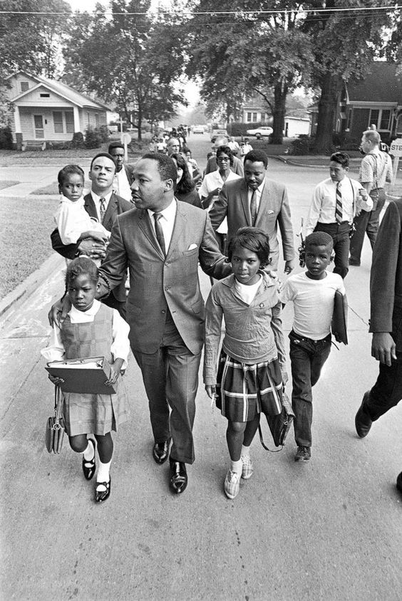 Martin Luther King Children