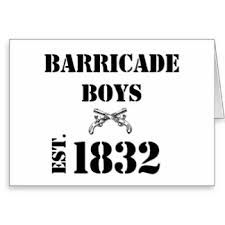 Image result for keep calm and love a barricade boy