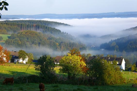 Sauerland, Germany <3
