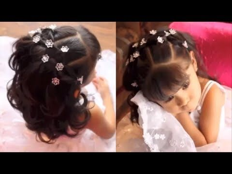 تسريحات شعر سهلة وبسيطة تسريحات شعر بنات روعة تسريحات اطفال تجنن Youtube Hair Styles Hairstyle Youtube