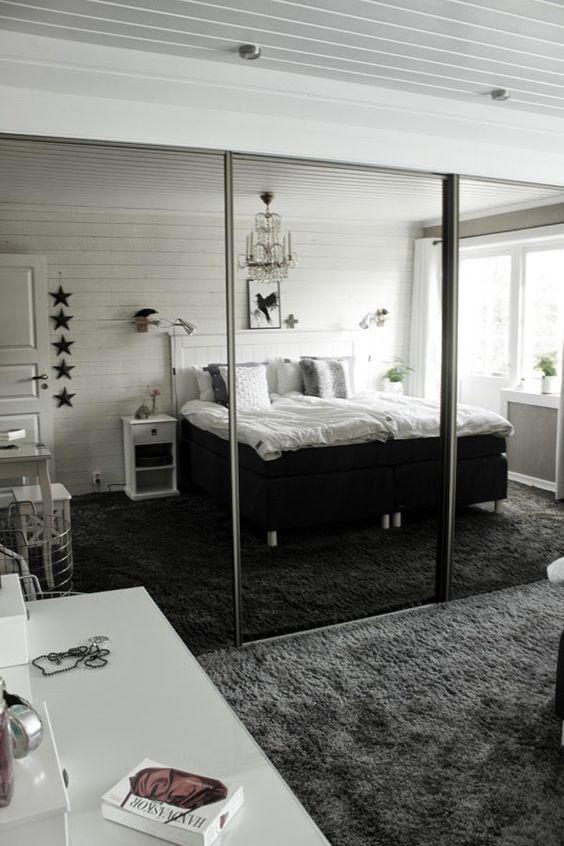 Sovrum sovrum inspiration : inspiration sovrum, inredning i sovrum, grå heltäckningsmatta ...