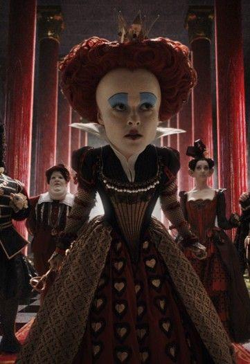 Designing Costumes for Tim Burton's 'Alice in Wonderland' - Slideshow - WWD.com