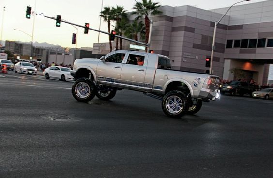 Ford Silver Truck