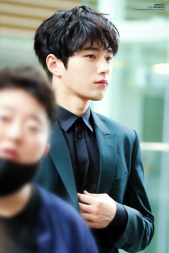 Perfect! ❤ #Kimmyungsoo #myungsoo #infinite #L