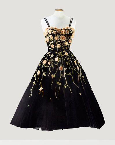 Velvet Cocktail Dresses - Ocodea.com
