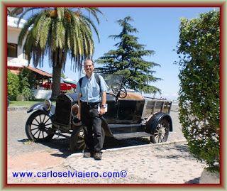 Carlos el viajero: URUGUAY