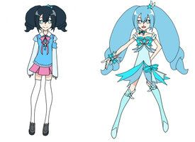 Joume Kaki/Cure Key Profile Picture in Lock On! Precure Wiki