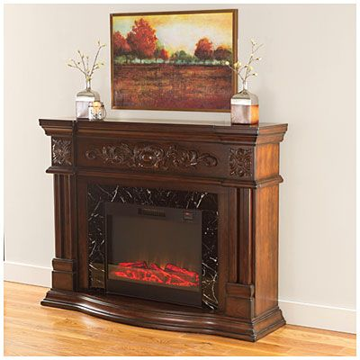Cherries Electric Fireplaces And Salem S Lot On Pinterest