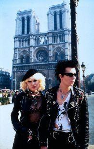 Gary Oldman - Sid and Nancy as tourists