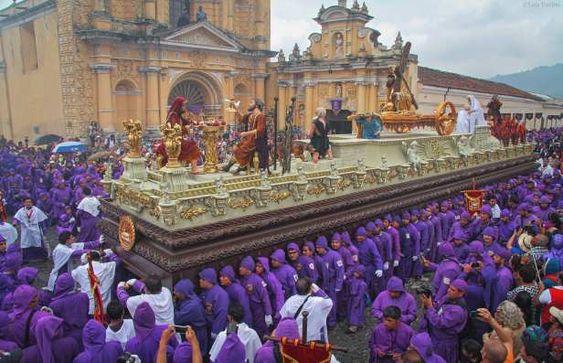 Cuaresma y Semana Santa en La Antigua Guatemala – La Antigua Guatemala