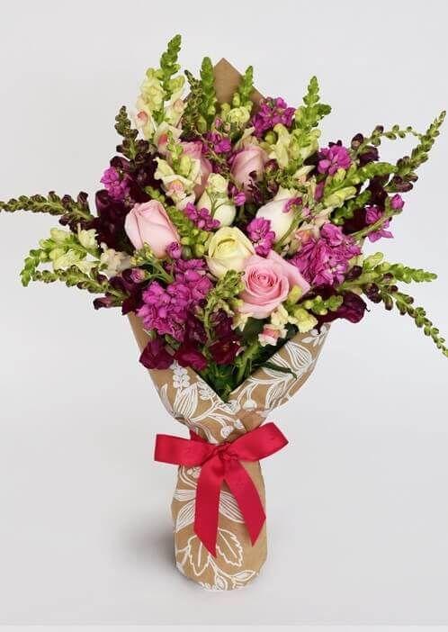 Flores para cumpleaños - Florerias DF