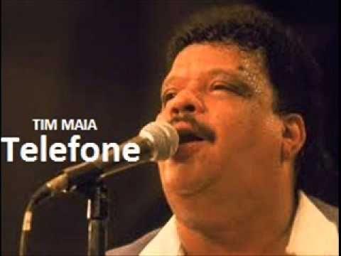 Tim Maia Telefone Youtube Musica Tim Maia Cancao