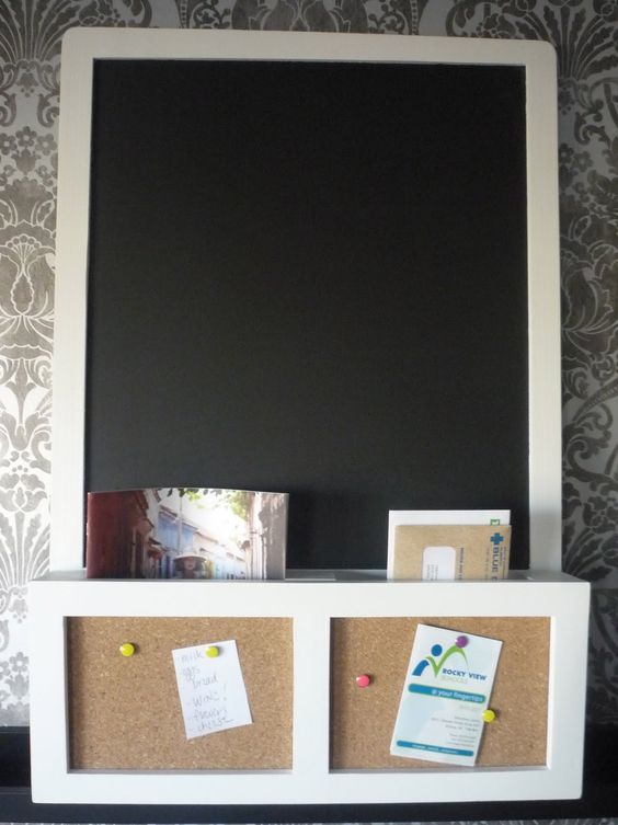 Ikea chalkboard the o 39 jays and open window on pinterest for Ikea cork board
