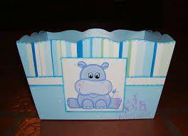 Portacosmeticos para bebe buscar con google cajones - Cajas decoradas para bebes ...