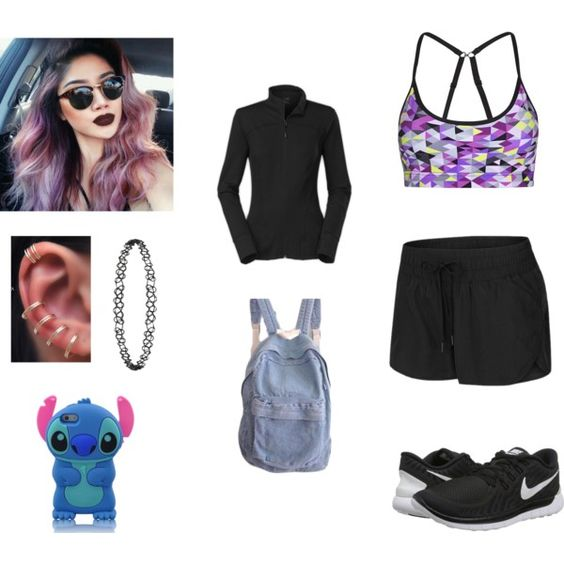 Gym Outfit {Set 2}