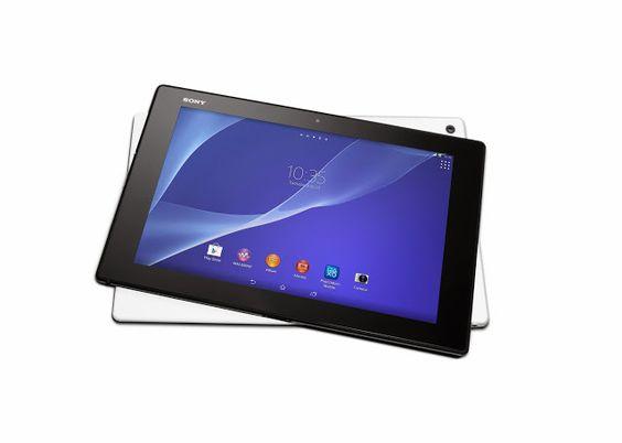 Xperia Z2 Tablet - Sony Xperia