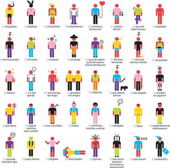 Falta homem? – Quem você eliminaria? by Gabriel Gianordoli, via Flickr
