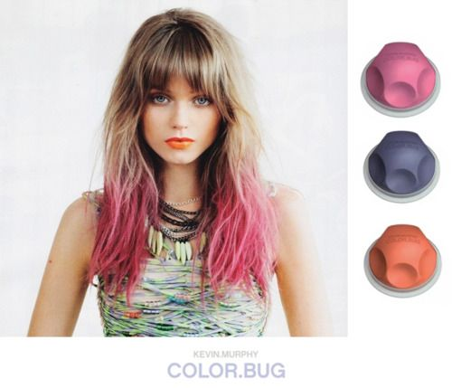 Kevin Murphy Color Bugs washable hair shadow.