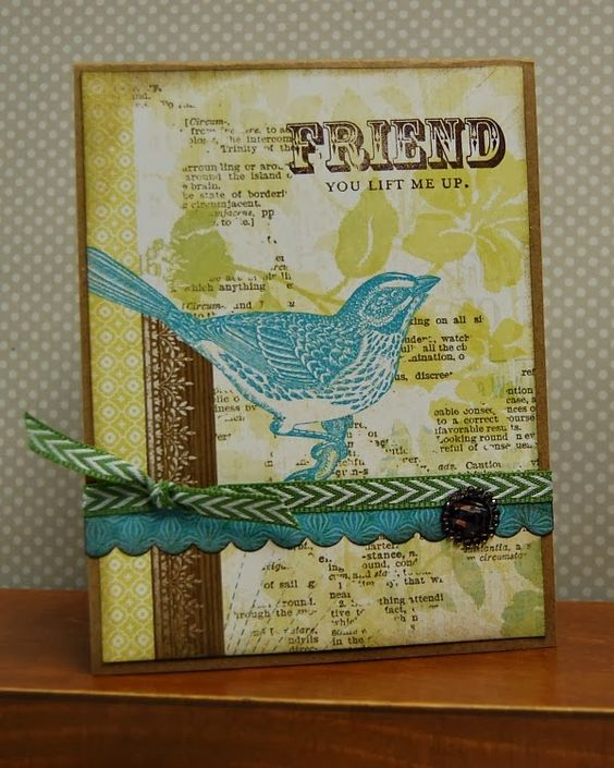 From My Bungalow: Skylark  To shop or join: www.suzyscrapbooker.ctmh.com