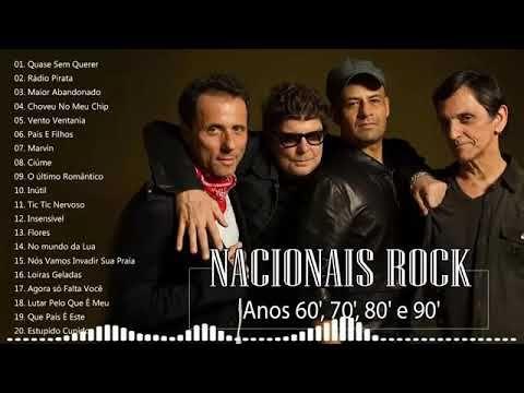 Rock Nacional Velhos Tempos Youtube Em 2020 Rock Anos 80