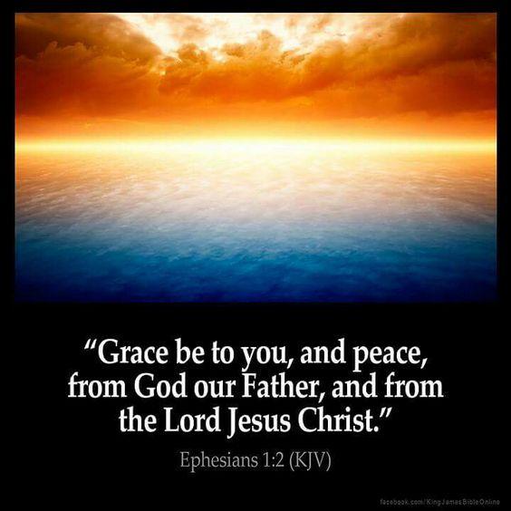Ephesians 1:2