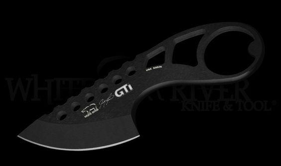 GTI 2.5 – White River Knives