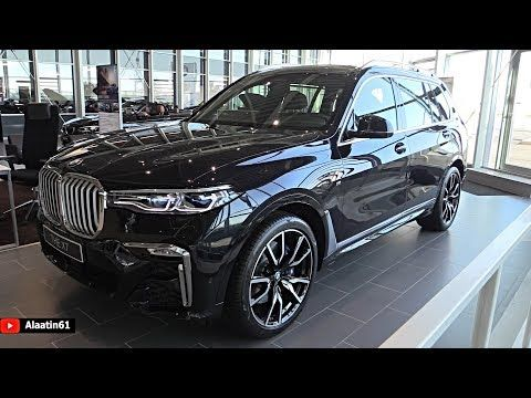 2019 2020 Bmw X7 Xdrive Full Review Interior Exterior Luxury