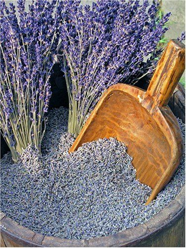 French Lavender Super Blue - Loose Flower Buds - Per Pound: