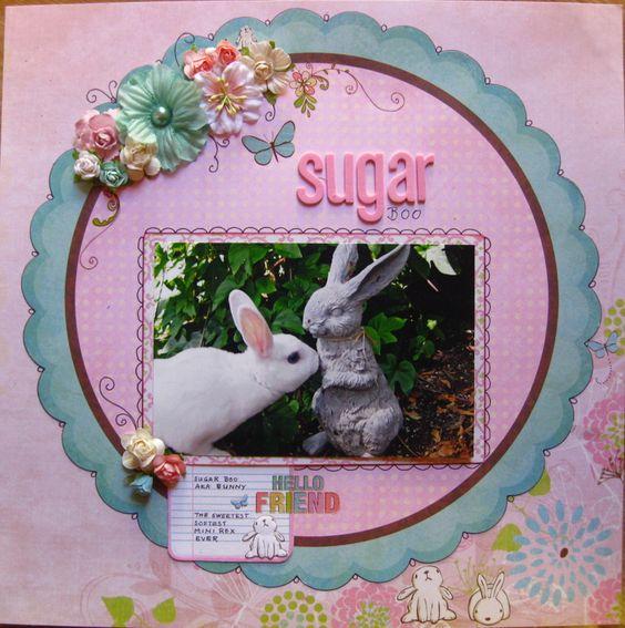 Sugar Boo - Scrapbook.com
