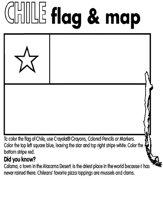 Coloring pages Country and Countries and flags on Pinterest