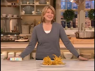 Martha Stewart speaks about her kitchen makeover contest and two brothers speak about their generous donation to the victims of hurricane Katrina.