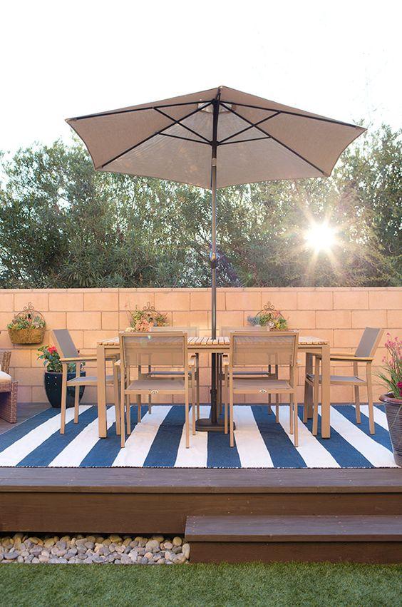 Desert Backyard Makeover : centerpiece of a major backyard makeover by Caitlin Ketcham of Desert