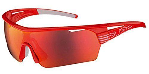 Salice 006rwp Fahrrad Brille Farbe Einheitsgrosse Rot Kratzfeste