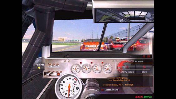NASCAR Racing 2003 Season PC 2003 Gameplay