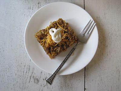 Brown Rice Taco Bake