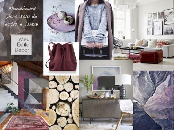 Por dentro de um projeto de decoração online • MeuEstiloDecor