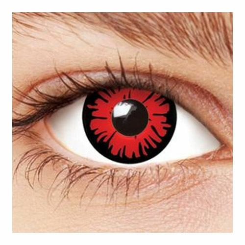 Crazy Halloween Contact Lenses Cosplay Color Contact Lens Color One Pair Contact Lenses Craz Halloween Contact Lenses Halloween Contacts Contact Lenses Colored