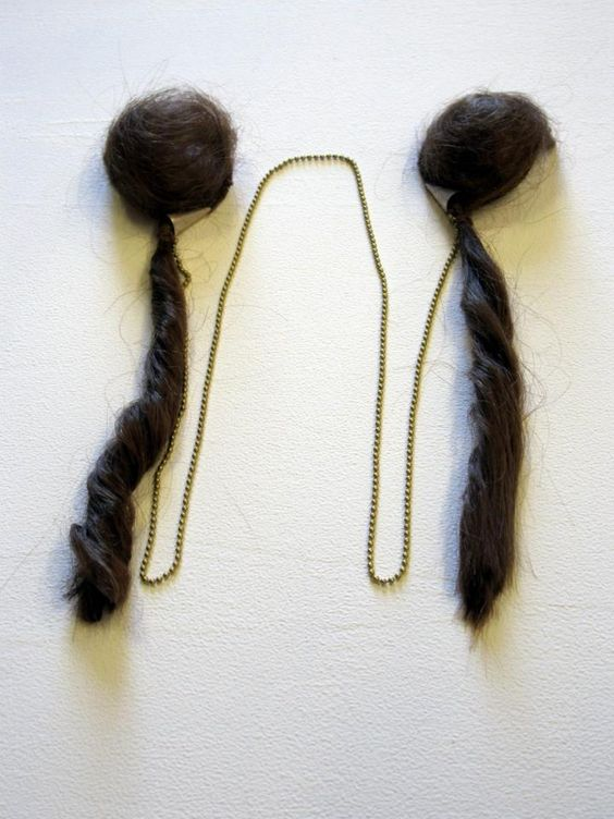 Rodrigo Acosta - necklace - pelo natural: