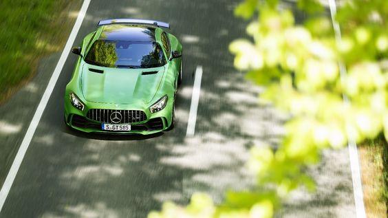 Mercedes-AMG GT R - TopGear Portugal