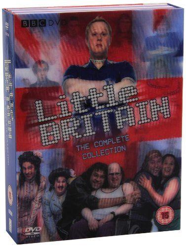 Little Britain : Complete BBC Collection