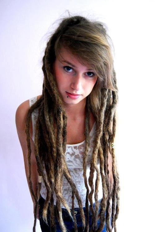 Swell Dreads Dread Hairstyles And Dreadlocks On Pinterest Short Hairstyles Gunalazisus