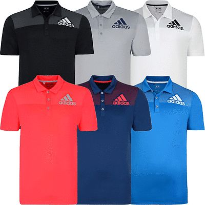 """new 2016"" #adidas big logo dot print mens golf polo shirt all #colours & #sizes,  View more on the LINK: 	http://www.zeppy.io/product/gb/2/252250781404/"