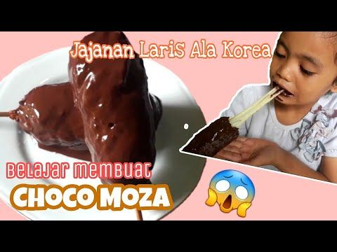 Membuat Choco Moza Corn Dog Coklat How To Make Choco Moza Youtube Ide Makanan Makanan Dan Minuman Coklat