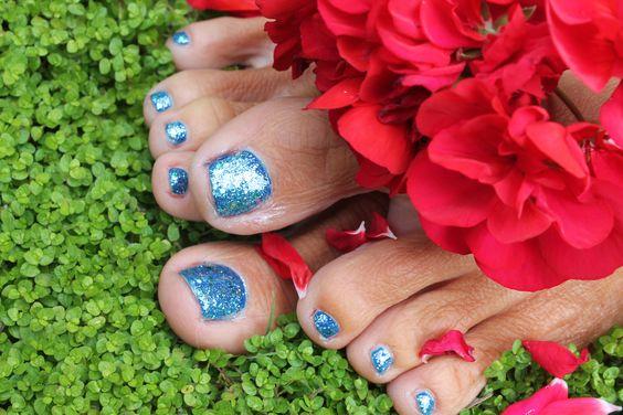 Revlon-blue mosaic, Pure Ice