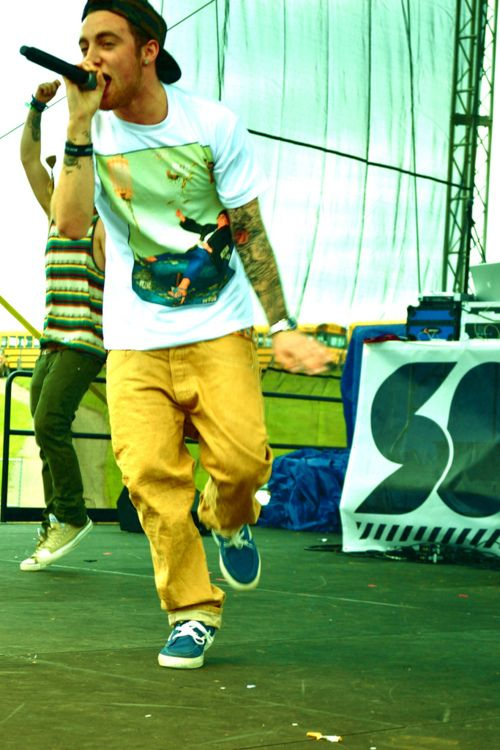 Mac Miller, Mac And Marry Me On Pinterest