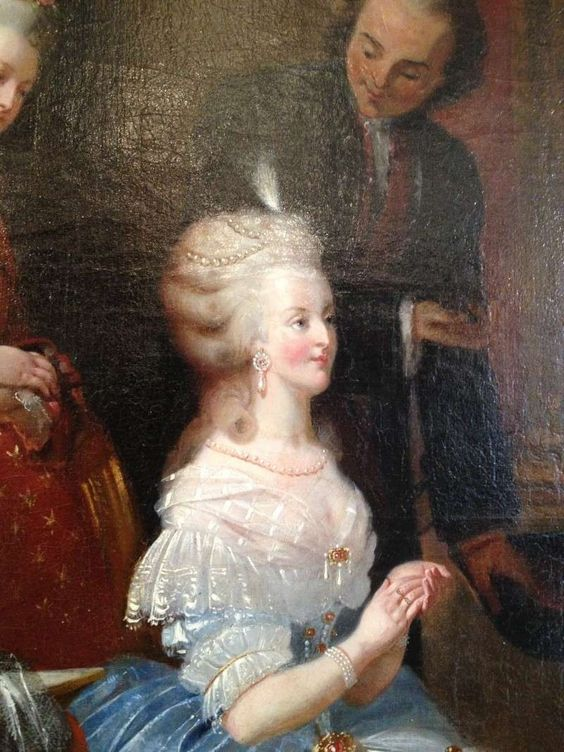 Marie-Antoinette par Charles Année