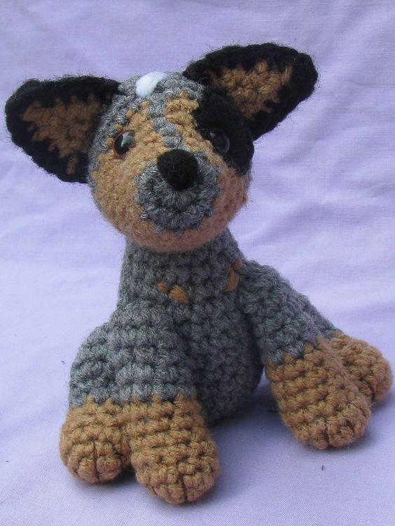 Free Crochet Patterns Australian Animals : Cattle, The ojays and Animals on Pinterest