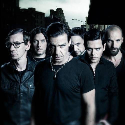 Rammstein – Waidmanns Heil (single cover art)