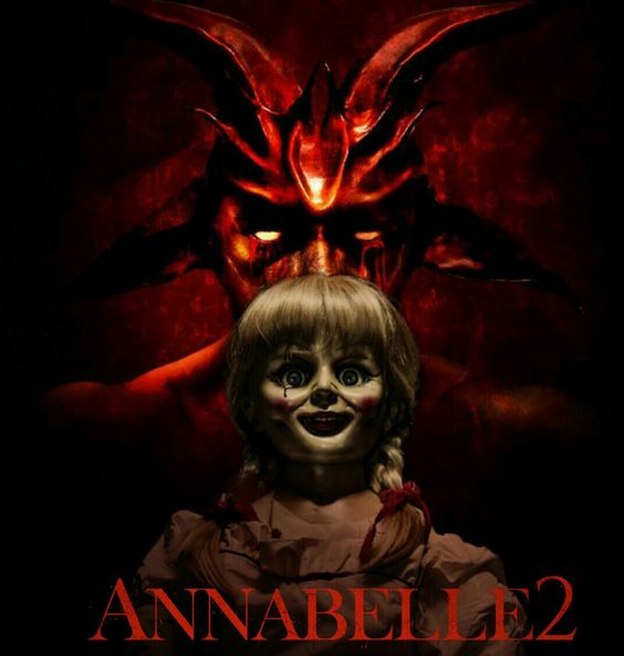 Annabelle: Narodziny zła / Annabelle: Creation (2017) 720p.HDTS.xvid.AC3.B53 / Lektor PL [IVO]